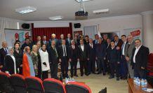 Gümüşhane'de 'İstihdam Seferberliği' bilgilendirme toplantısı