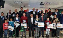 'Sağlıklı Nesil Sağlıklı Gelecek' projesinde ödül töreni yapıldı