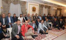 AK Parti Kelkit ve Köse teşkilatları iftarda buluştu