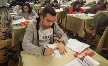 Gümüşhaneli öğrenci Eskişehir'de Türkiye derecesi yaptı
