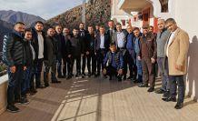 Gümüşhanespor'da yeni yönetim belli oldu