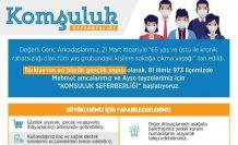 AK Gençlik'ten 'Komşuluk' seferberliği