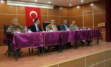Köse'de halk toplantısı gerçekleştirildi