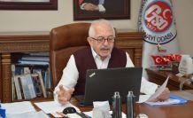 GÜSİAD, GTSO Başkanı Akçay'ı konuk etti