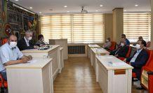 Gümüşhane İl Genel Meclisi'nin yoğun mesaisi sona erdi
