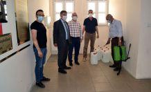 Gümüşhane'de LGS öncesi okullarda son hazırlıklar tamamlandı