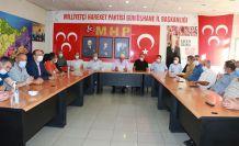 MHP'nin ilçe kongreleri başlıyor