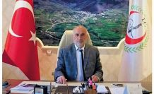 Başkan Koç ambulans uçakla Ankara'ya sevk edildi