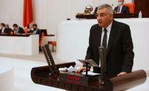 Milletvekili Pektaş TBMM'de DSİ Bütçesini konuştu