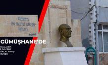 Gümüşhane'de okullarda İstiklal Marşı okundu