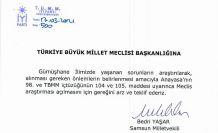 İYİ Parti'den 'Gümüşhane'nin sorunları araştırılsın' önergesi