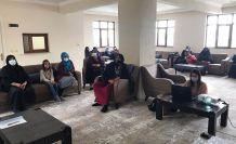 Köse'de Halk Eğitimi Kursları köylünün ayağına kadar gidiyor