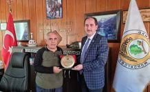 Torul'da Orman İşletme Müdürü değişti