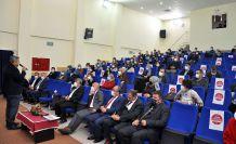 Torul eğitim camiası da başarı sözü verdi