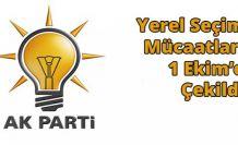 AK Parti'de Müracaatlar Yarın Başlıyor