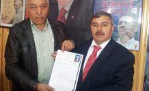 Kürtün'de Sürpriz Aday