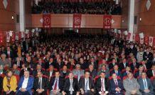 MHP Gümüşhane Adaylarını Tanıttı