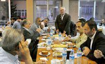 Saadet'ten iftar
