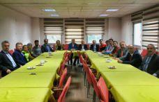 Gümüşhane Lisesi Derneği'nin Başkanlığına yeniden Yusuf Erdem seçildi
