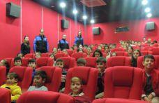 Çocukların sinema keyfi