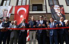Gümüşhane'de Muhtarlar Gününde muhtar ofisi açılışı gerçekleştirildi