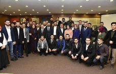 AK Gençler İl Danışma Meclisi toplantısı yaptı