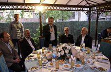 Öztürk'ten gönül köprüsü iftarı
