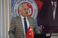 Başkan Akçay'dan demiryolu cevabı