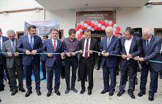 Yalçın Kurt Kültür evi açıldı
