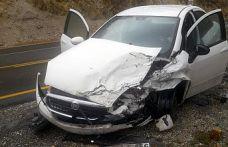 Zigana dağında trafik kazası: 3 yaralı