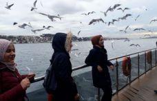 İstanbul'dan Gümüşhaneli çocuklar geçti