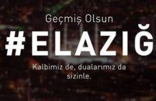Gümüşhane'den ekipler Elazığ'a hareket etti