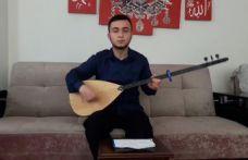Genç yetenek Altınok'tan: Sabır eyle Türkiyem