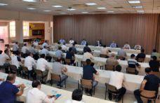 Okul müdürleri değerlendirme toplantısı yapıldı