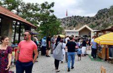 Gümüşhane'nin turistik mekanlarını 9 günde 60 bin kişi ziyaret etti