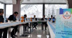 Gümüşhane'de '2023 Eğitim Vizyonu Çalıştayı' düzenlendi