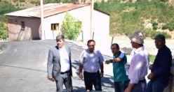 Torul'da çalışmalar tüm hızıyla devam ediyor