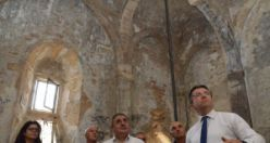 İmera Manastırında restorasyon başlıyor