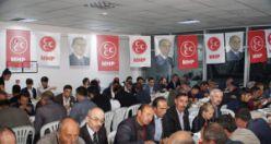 MHP ilçe ziyaretlerini sürdürüyor