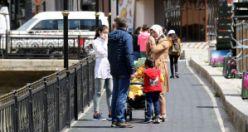 Gümüşhane sokakları 39 gün sonra çocuk sesleriyle şenlendi