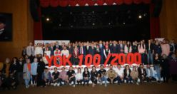 Rektör Zeybek, YÖK 100/2000 Doktora Burs Programı'na katıldı