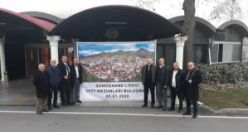 43 yıl sonra İstanbul'da buluştular