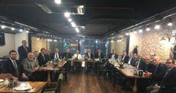 Ankara'da Üniversite için geniş katılımlı toplantı