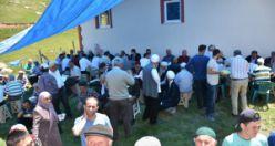 Beytarla köyünde Beypzarı camii törenle açıldı