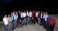 İl Başkanı Köse, muhtarlarla istişare toplantılarına devam ediyor