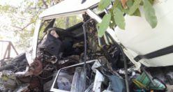 Gümüşhane'de yine aynı yerde kaza: 1 ölü