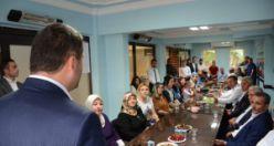 AK Parti'den geleneksel bayramlaşma programı
