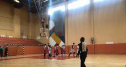 Basketbol yarı final müsabakaları tamamlandı
