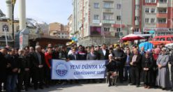 Yeni Dünya Vakfı'ndan Bahar Kalkanı Harekatına destek