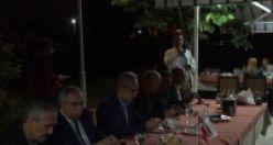 Eskişehirdeki Gümüşhaneliler iftar sofrasında buluştu
